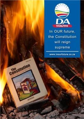 DA In our future constitution
