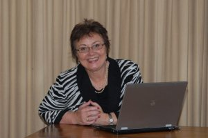 The DA member of Parliament for the Kouga, Elza Van Lingen.