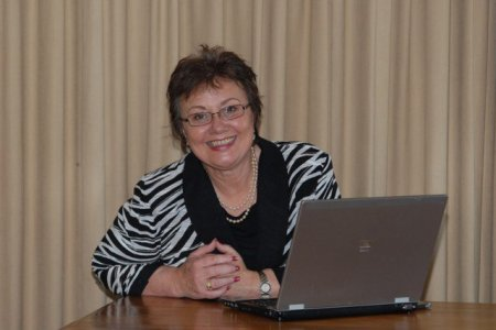 The DA member of Parliament for the Kouga, Elza Van Lingen.