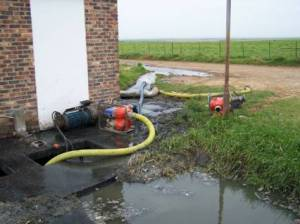 The sewage infrastructure in Jeffreys Bay is crumbling.