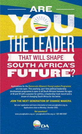 DA young leaders