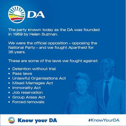 Know your DA 3