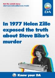 Helen Zille Biko