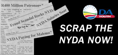 NYDA scrap da youth