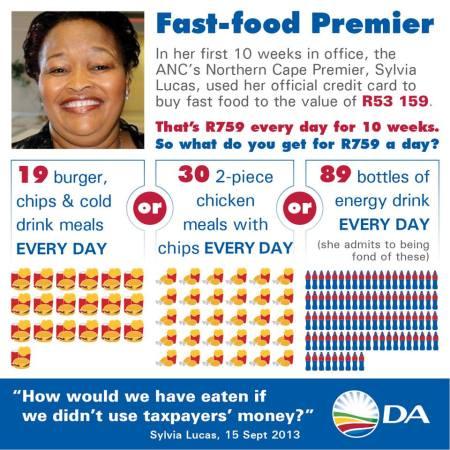 fast food premier