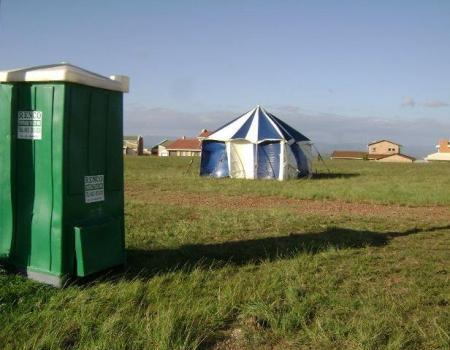 Wavecrest voting station