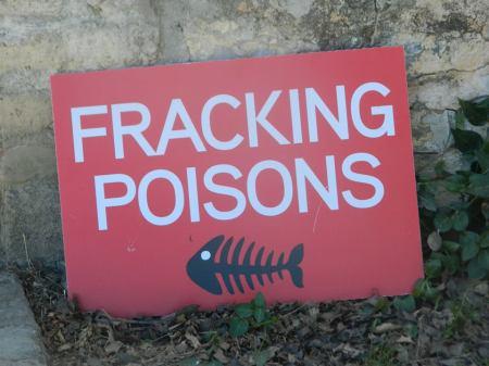 fracking poisons