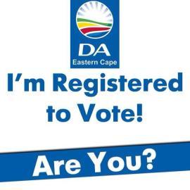 registered to vote