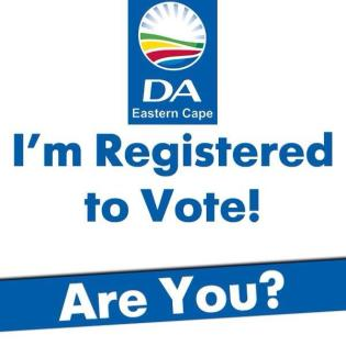 registered to vote