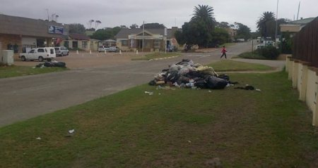 rubbish jbay