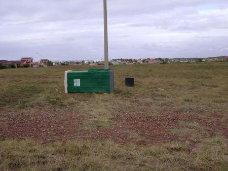 ward 8 voting station toilet