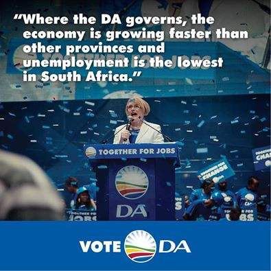 where the DA governs