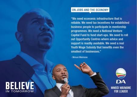 mmusi believe jobs
