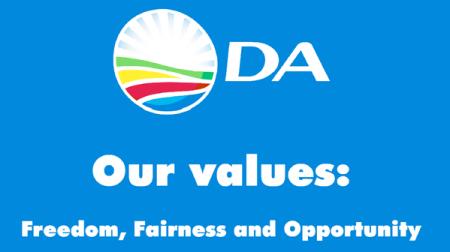 da values