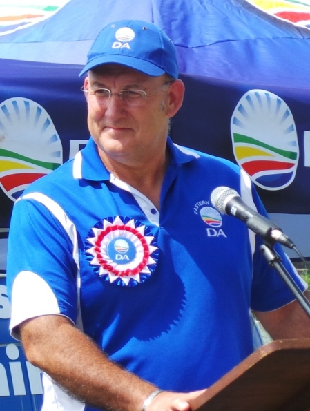 Athol Trollip will be stepping down as Provincial Leader in 2017