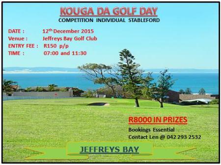 da golf day