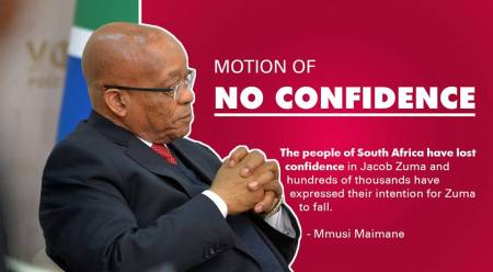 motion of no confidence