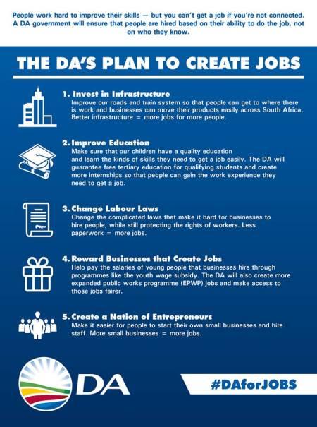 da for jobs