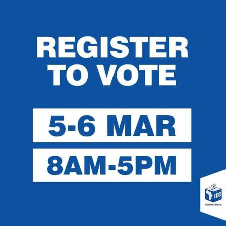 register to vote march 2016