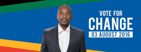mmusi vote for change