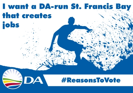 Reasons to Vote St Francis Bay