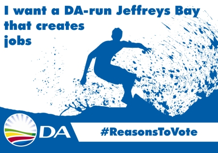 Reasons to Vote JBay