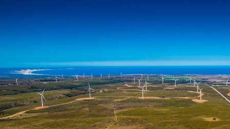 The Kouga is a hub for renewable energy