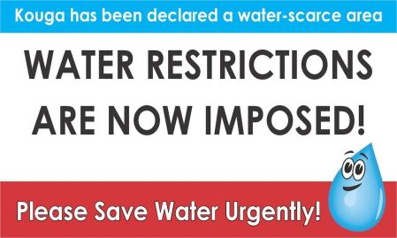 kouga-water-restrictions