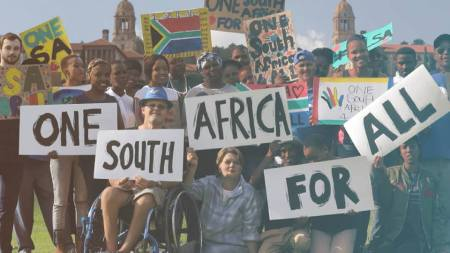 One South Africa for all